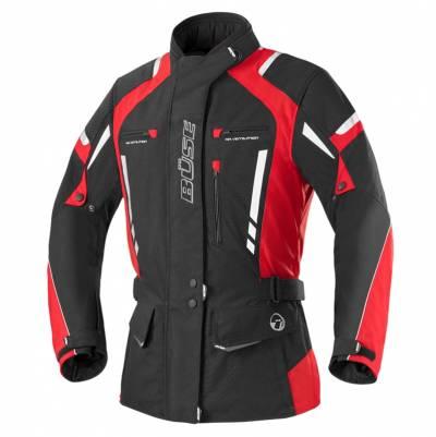 Büse Jacke Torino Pro Damen, schwarz-rot