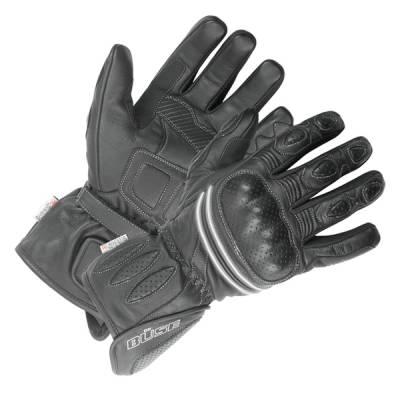 Büse Pit Lane Handschuhe, schwarz