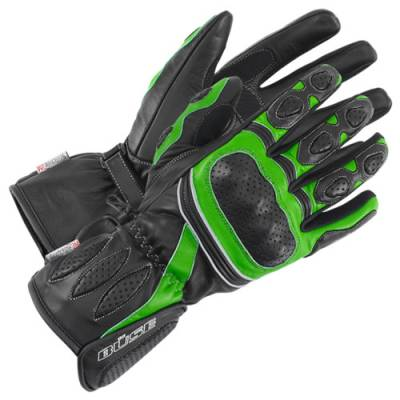 Büse Pit Lane Lady Handschuhe, schwarz-grün