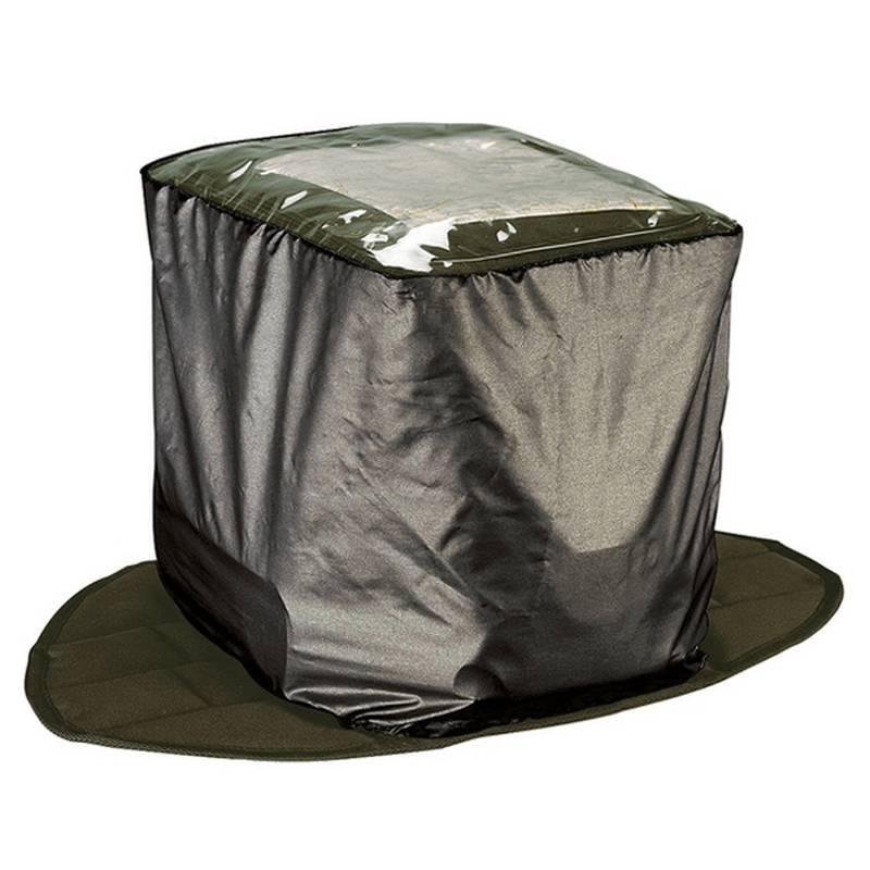 Büse Regenhaube für Tankrucksack - groß