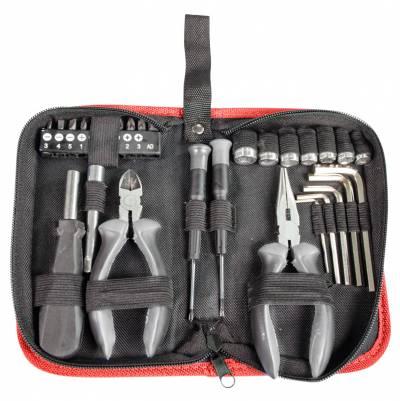 Büse Werkzeugtasche klein, 28 tlg.
