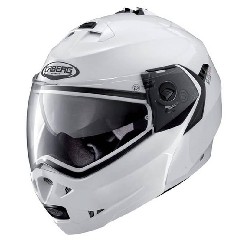 Caberg Duke 2, weiß metallic