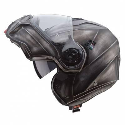 Caberg Helm Droid, schwarz-anthrazit matt