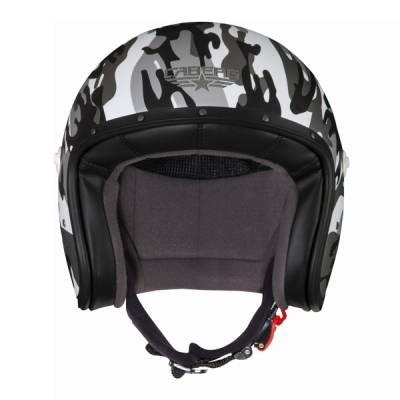 Caberg Helm Freeride Commander, weiß-grau