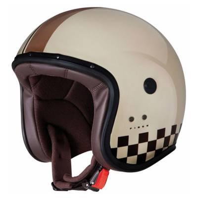 Caberg Helm Freeride Indy, creme-braun