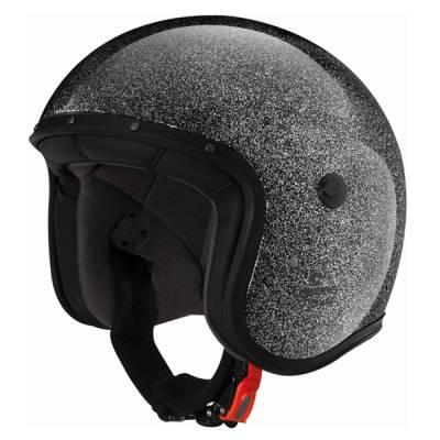 Caberg Helm Freeride  Metal Flake, schwarz-metallic-glitter