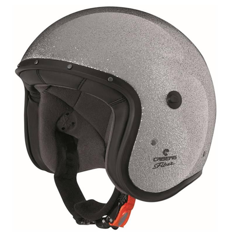 Caberg Helm Freeride  Metal Flake, silber-metallic-glitter