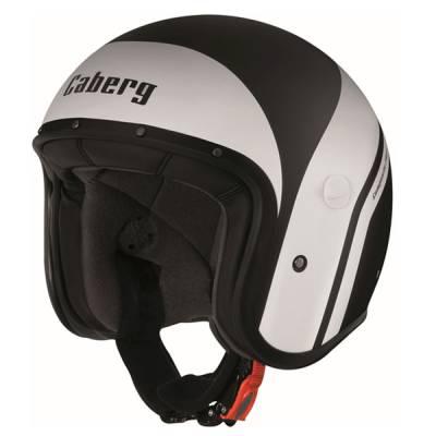 Caberg Helm Freeride Mistral, schwarz-weiß-matt