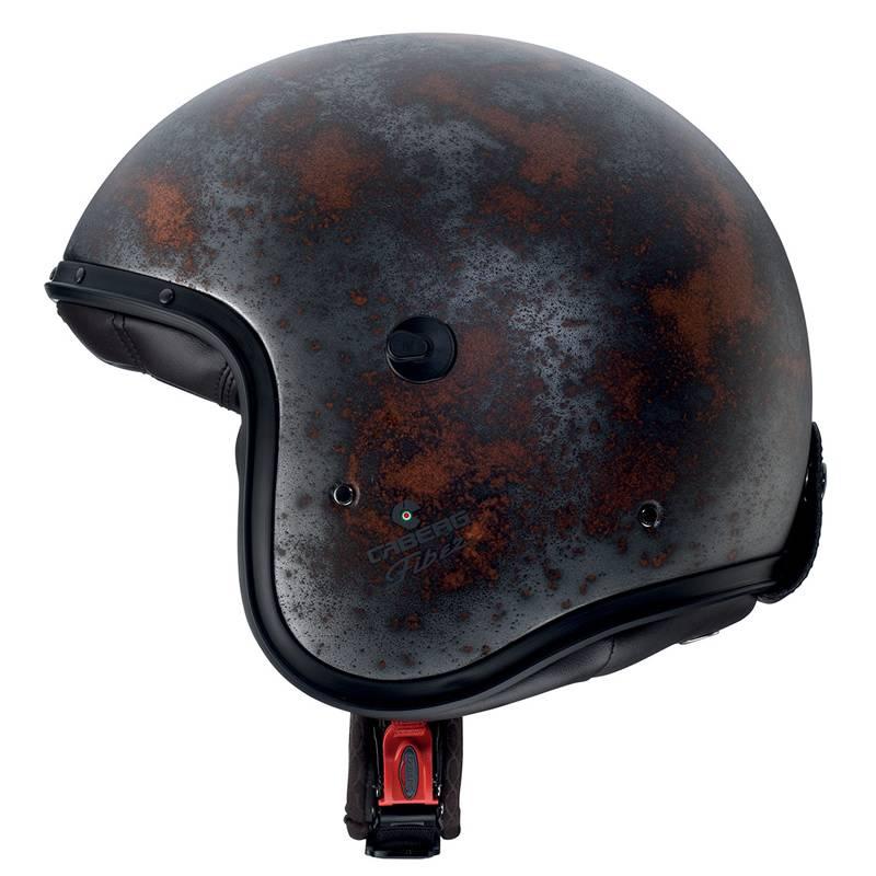 Caberg Helm Freeride Rusty, anthrazit-grau-braun