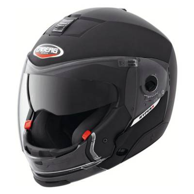 Caberg Helm HyperX, schwarz-matt