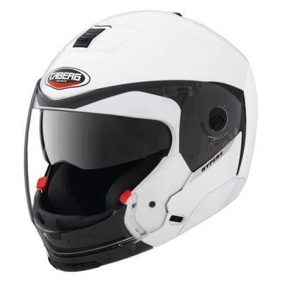 Caberg Helm HyperX, weiß-metallic