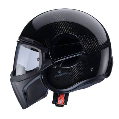 Caberg Helm Jet Ghost, carbon