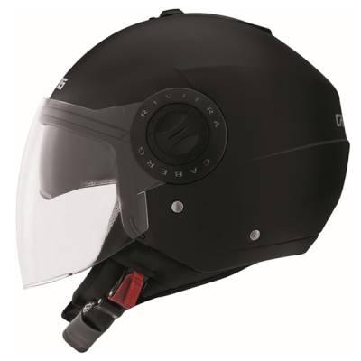 Caberg Helm Riviera V3, schwarz-matt