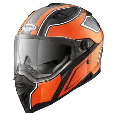 Caberg Helm Stunt Blade, schwarz-orange