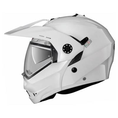 Caberg Helm Tourmax, weiß-metallic