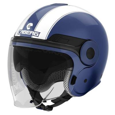 Caberg Helm Uptown Legend, midnight-blue-weiß