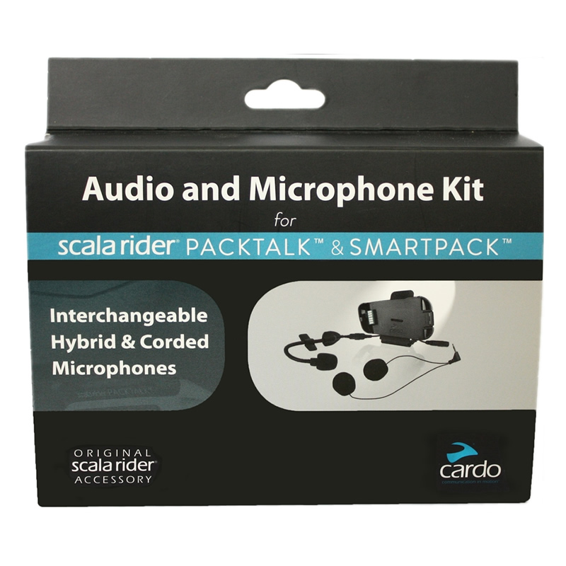 Cardo Audio Kit Packtalk Smartpack