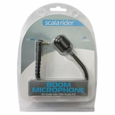 Cardo Mikrofonset G9x Schwanenhals