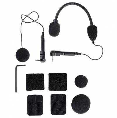 Cardo Mikrofonset Hybrid Kabel für G9x