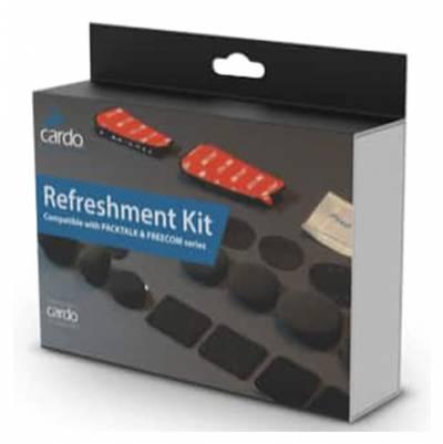 Cardo Refreshment Kit, Packtalk / Freecom