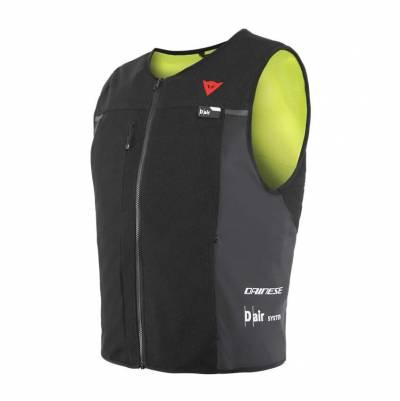 Dainese Airbag-Weste Smart Jacket, schwarz (Damen)