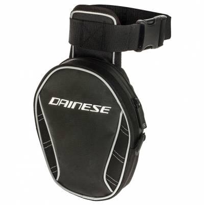 Dainese Beintasche Leg-Bag, schwarz