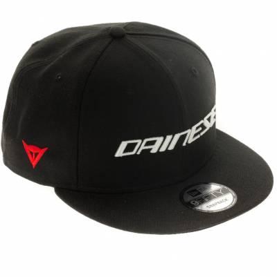Dainese Cap 9Fifty Wool Snapback, schwarz