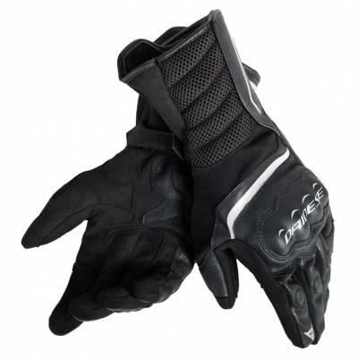 Dainese Handschuhe Air Fast, schwarz-weiß