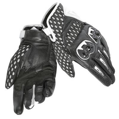 Dainese Handschuhe  Air Hero, weiß-schwarz