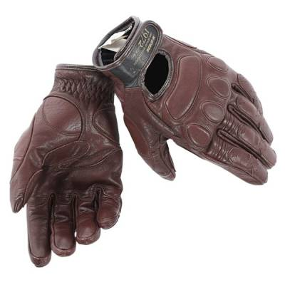 Dainese Handschuhe Blackjack, dunkelbraun