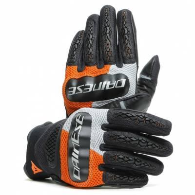 Dainese Handschuhe D-Explorer 2, grau-orange-schwarz