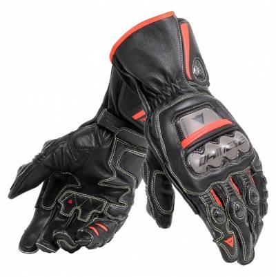 Dainese Handschuhe Full Metal 6, schwarz-fluorot