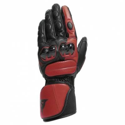 Dainese Handschuhe Impeto, schwarz-rot