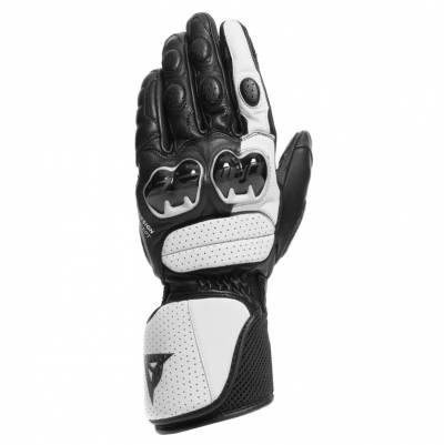 Dainese Handschuhe Impeto, schwarz-weiß