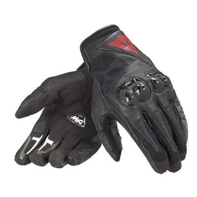 Dainese Handschuhe Mig C2, schwarz