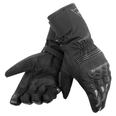 Dainese Handschuhe Tempest Ddry long, schwarz