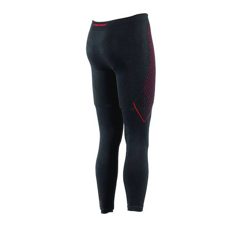 Dainese Hose D-Core Thermo lang, schwarz-rot