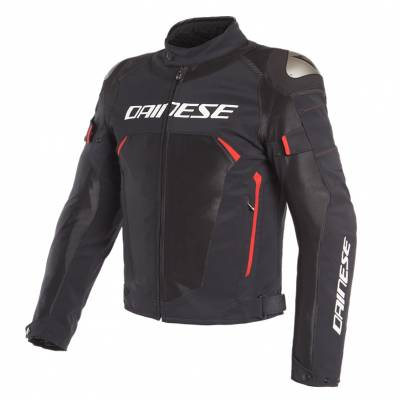 Dainese Jacke Dinamica Air D-Dry, schwarz-rot