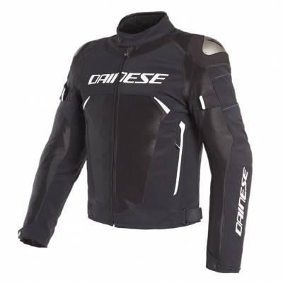 Dainese Jacke Dinamica Air D-Dry, schwarz-weiß