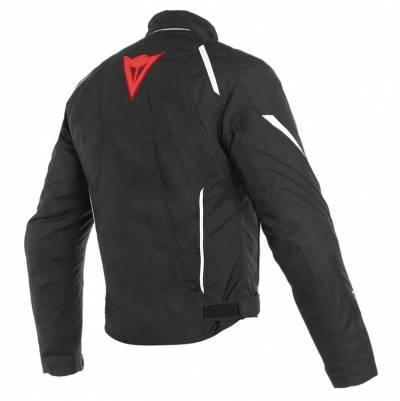 Dainese Jacke Laguna Seca 3 D-Dry, schwarz-rot-weiß