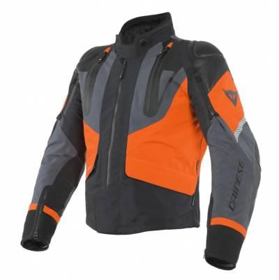 Dainese Jacke Sport Master GTX, schwarz-orange-grau