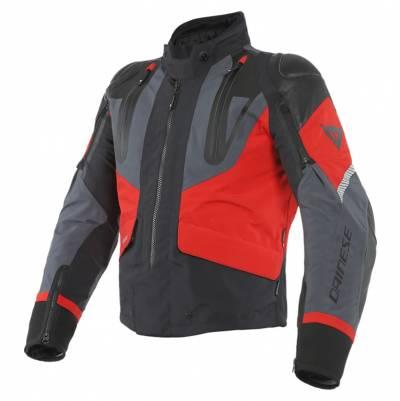 Dainese Jacke Sport Master GTX, schwarz-rot-grau