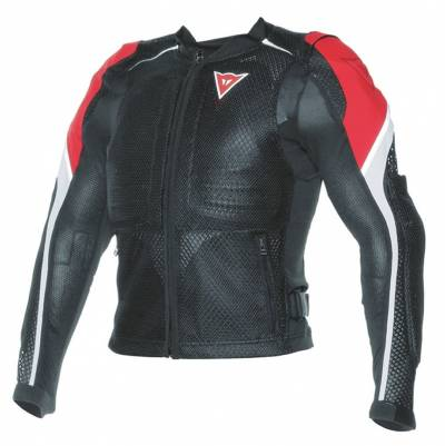 Dainese Protektorenjacke Sport Guard, schwarz-rot