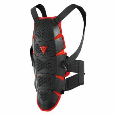 Dainese Rückenprotektor Pro-Speed Full Back, schwarz-rot