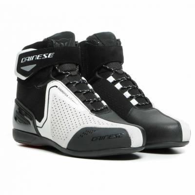 Dainese Schuhe Energyca Lady Air, schwarz-weiß