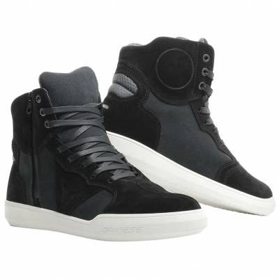 Dainese Schuhe Metropolis, schwarz-anthrazit