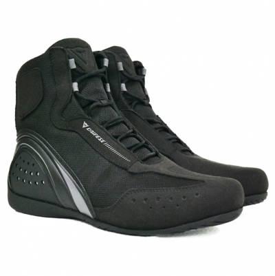 Dainese Schuhe Motorshoe Air JB, schwarz-anthrazit