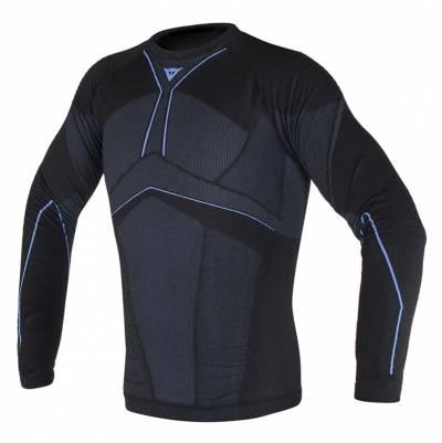 Dainese Shirt D-Core Aero lang, schwarz-blau