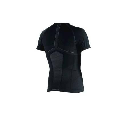 Dainese Shirt D-Core kurz, schwarz-anthrazit