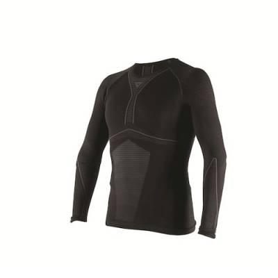 Dainese Shirt D-Core lang, schwarz-anthrazit